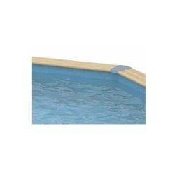 Liner bleu piscine Ocea 430 Ubbink