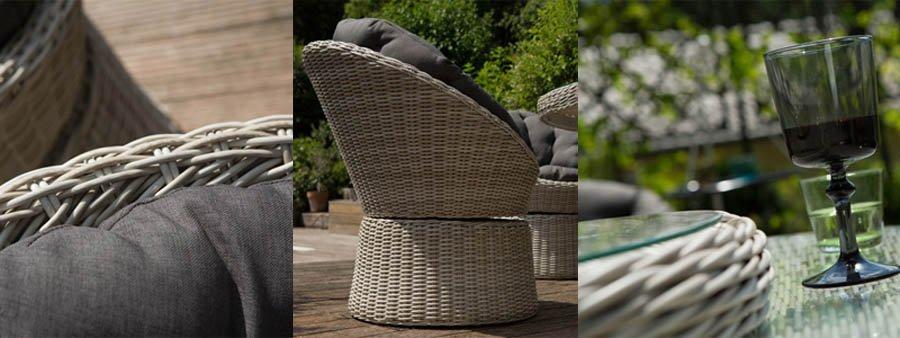 Beautiful table jardin resine kettler ideas amazing for Chaise kettler blanche